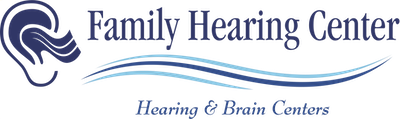 family hearing aid center logo