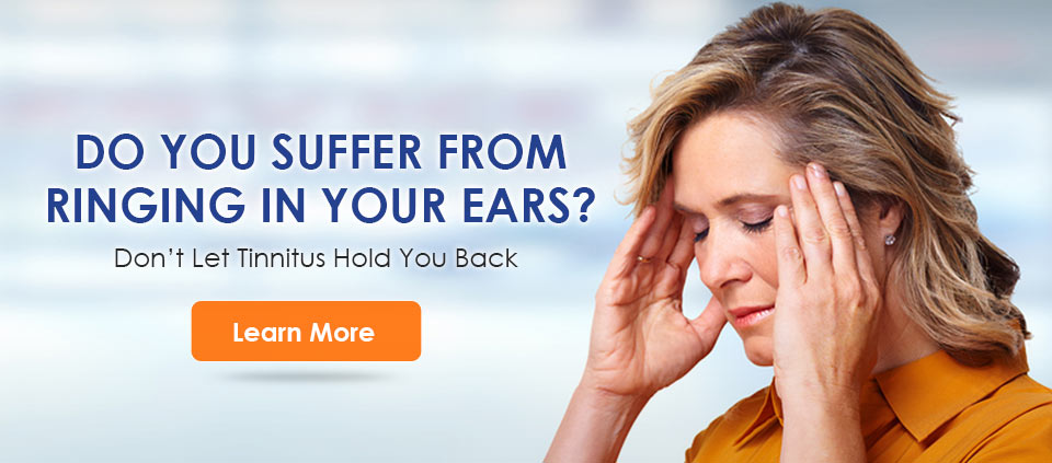 ringing in your ears tinnitus