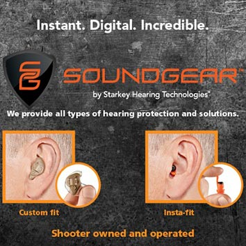 soundgear hearing protection devices