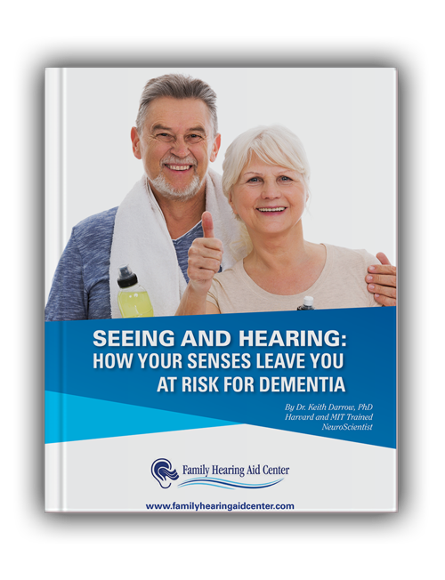 seeing and hearing dementia treatment