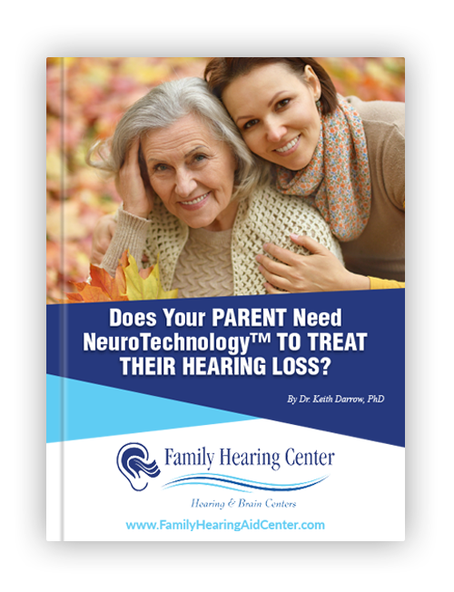 hearing loss treatment for your loved one