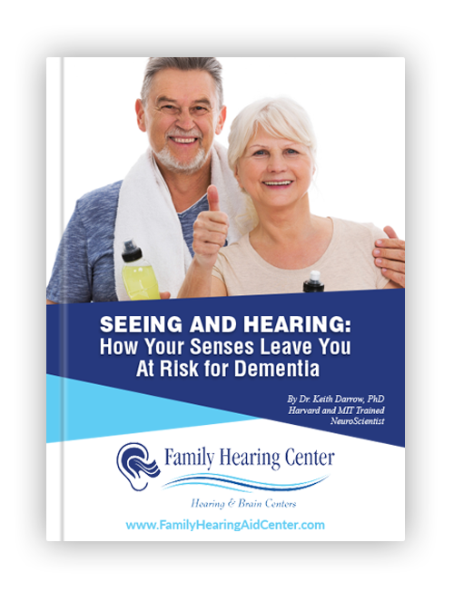 seeing & hearing report