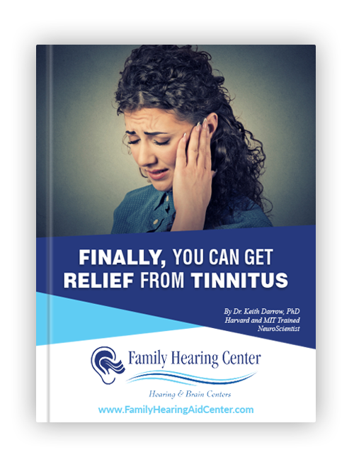 tinnitus relief report